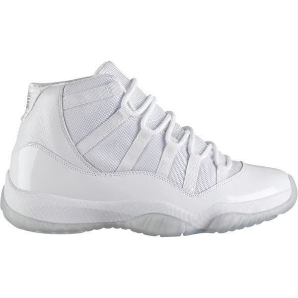 Air Jordan XI 25th Anniversary ❤ liked on Polyvore featuring shoes ... cb8300ac6e