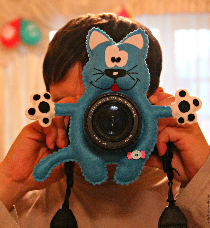 Как сшить игрушку на объектив фотоаппарата