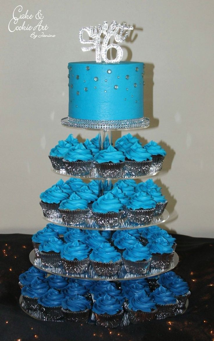 21+ Pretty Image of 16Th Birthday Cake Ideas #sweet16cakes