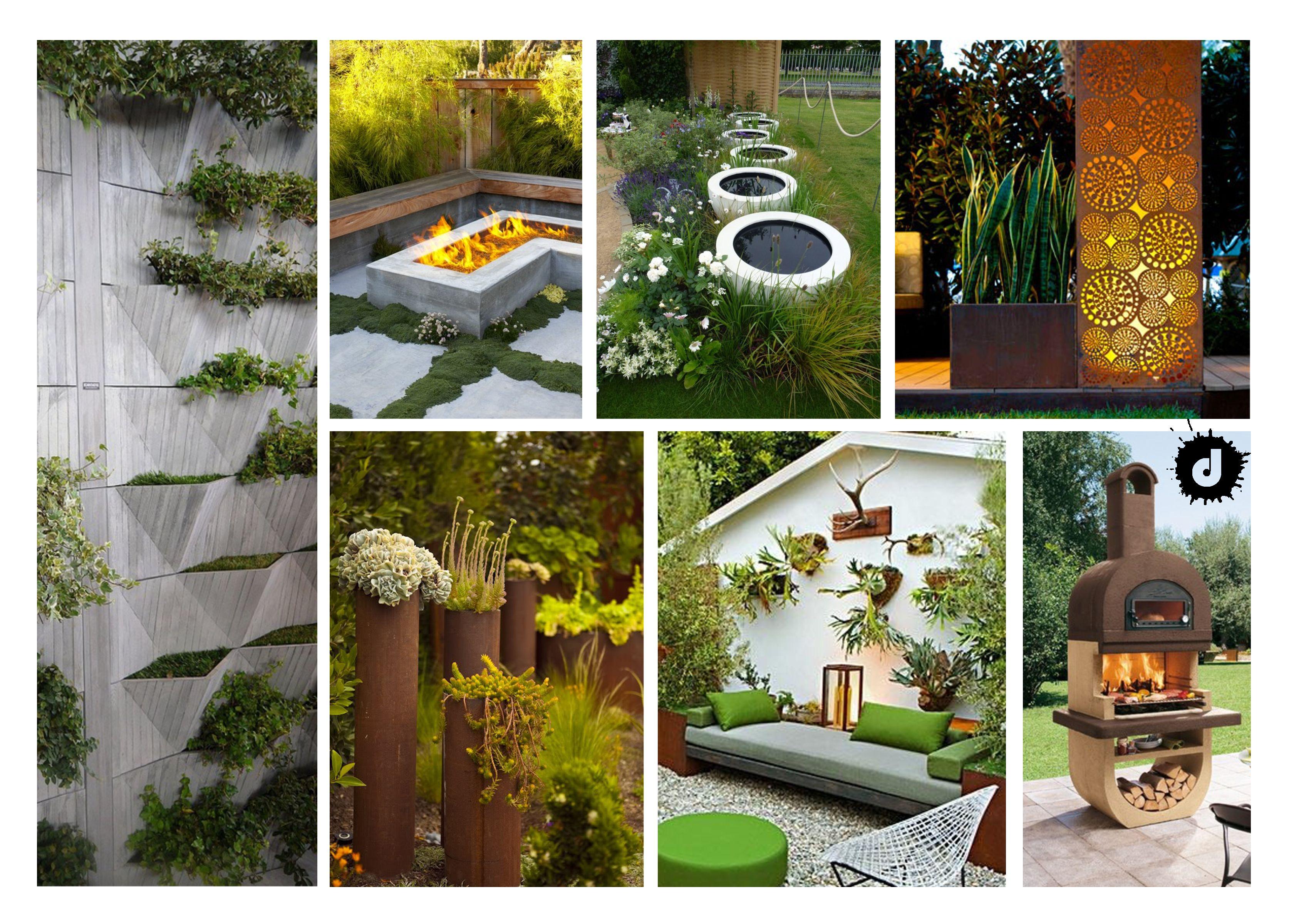 Garden Design Mood Board garden moodboard   dora's works   pinterest   gardens