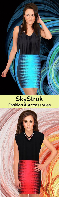 female fashion addict boutique