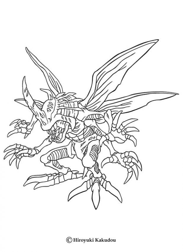 Lovely Digimon Kabuterimon Coloring Page More Digimon Coloring