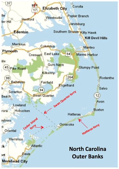 Ocracoke Island Nc Big Part Of Book 6 A Breath Of Snow And Ashes