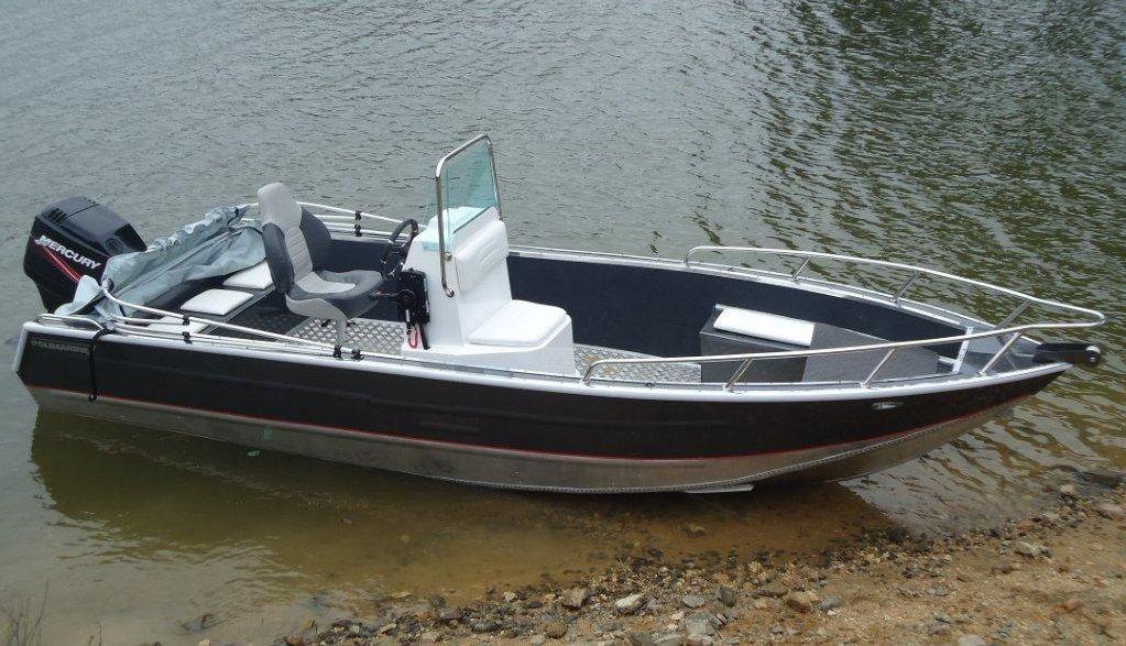 proven 3d aluminum boat