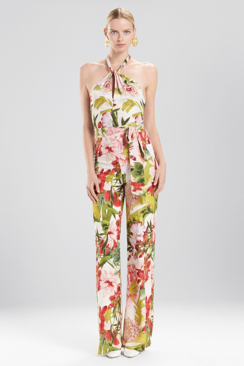 caaa25540ed0 Buy Josie Natori Paradise Floral Jumpsuit from Josie Natori at The Natori  Company