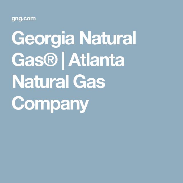 Gas Companies In Ga >> Georgia Natural Gas Atlanta Natural Gas Company Amy