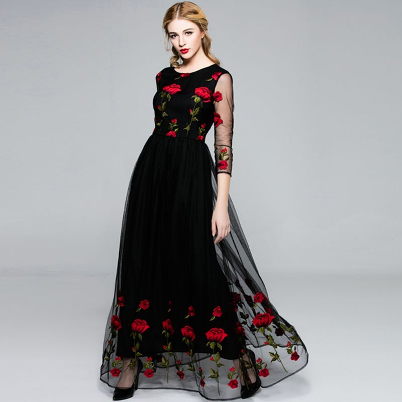 New long dress images