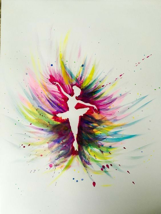 Watercolor Paintings, Painting