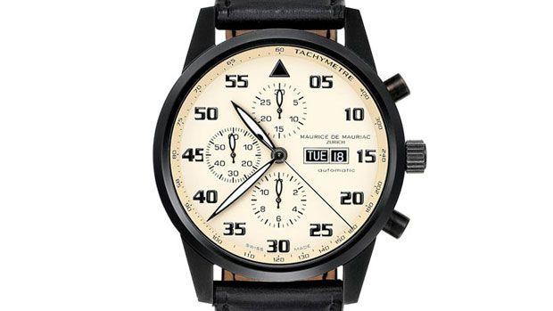 Chronograph Modern   By Maurice De Mauriac