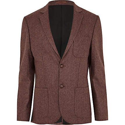 Love this -\u003e Purple wool blazer - blazers - coats / jackets - men - Equipment Bill Of Sale