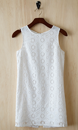 Upsy Daisy Eyelet Dress. Perfect for the office, luncheons, tea ...