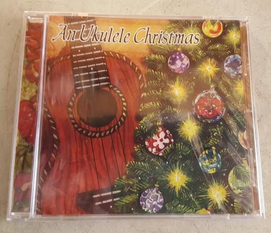 An Ukulele Christmas Music Cd Mele Kalikimaka Pinterest
