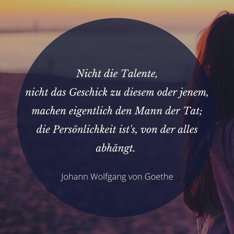 Goethe Zitate Bildung Wissen Abitur Sinnsprüche Sprüche