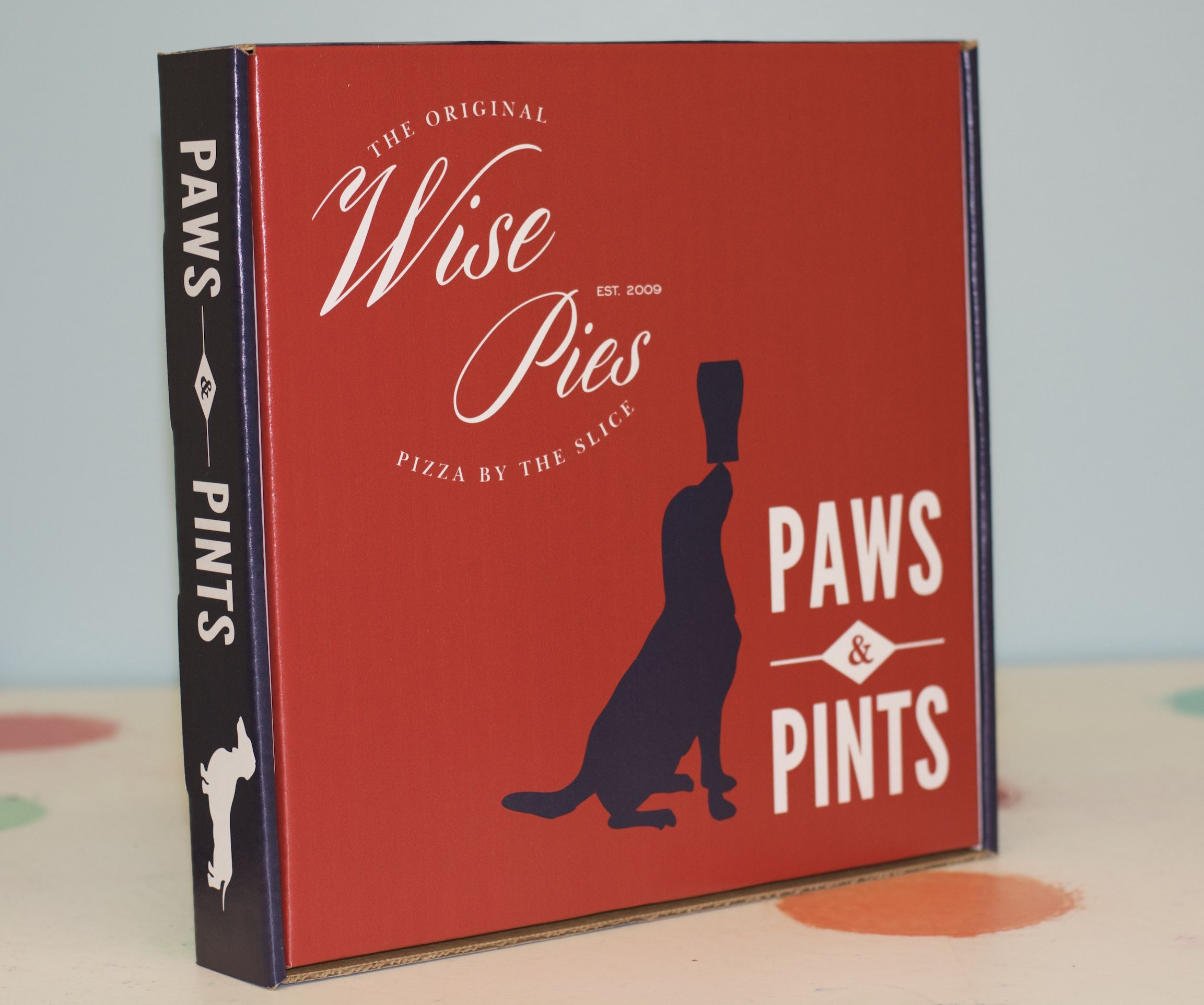 Pups Pints And Pizza Is There Really Anything Better Customize The Delivery Of Your Event With Boxu Custom Printed Boxes Custom Shipping Boxes Custom Print