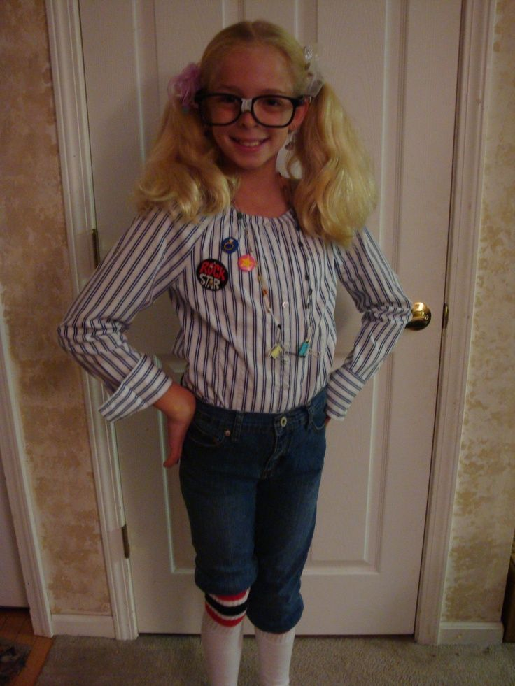 How to dress up like a nerd pictures