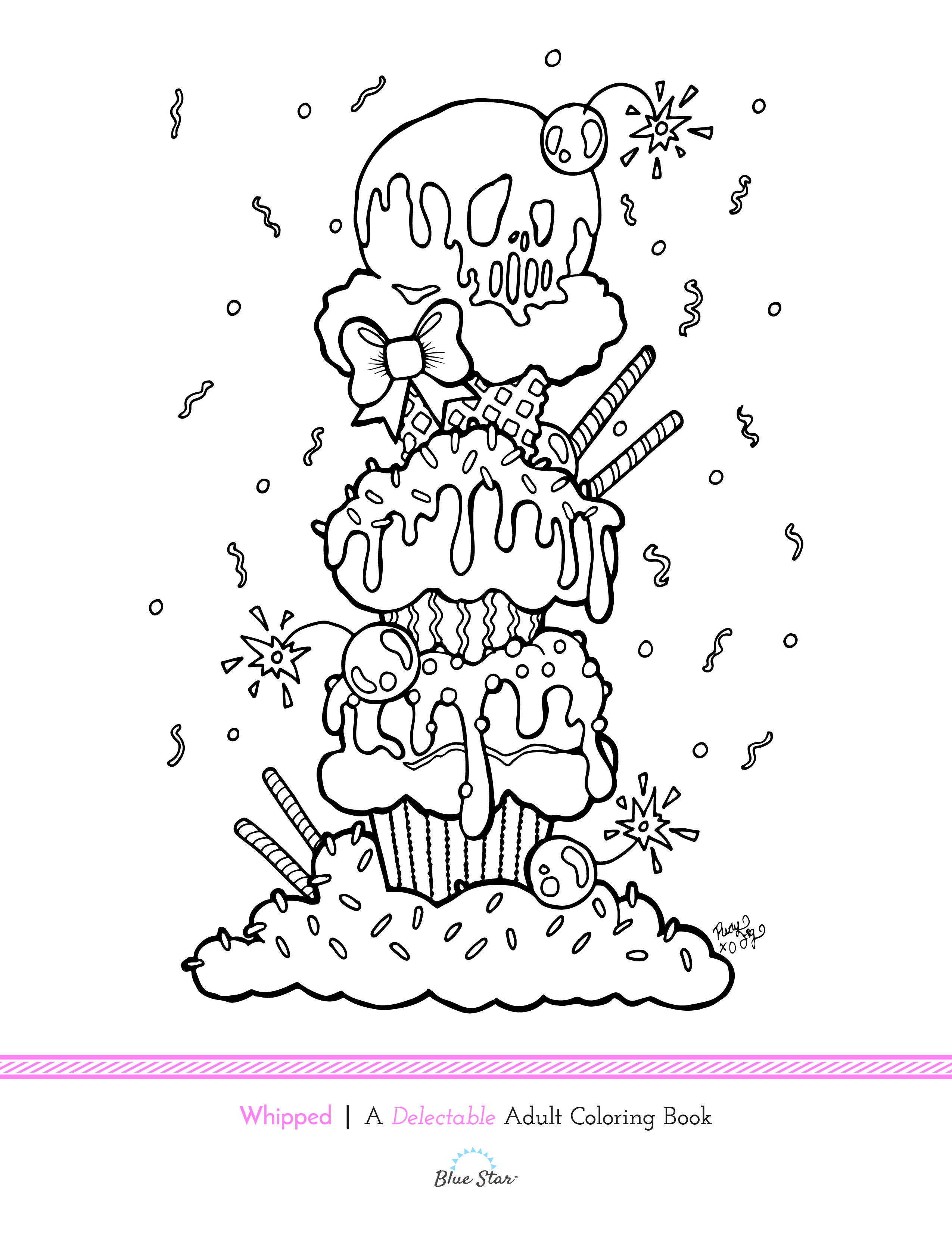 Ausmalbilder Vorlagen Geburtstag : Free Coloring Page From Rudy Fig S New Book Being Released On