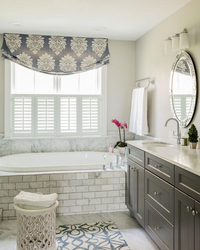1001 astuces pour am nager une petite salle de bain avec baignoire salle de bain salle de - Amenager une salle de bain de 5m2 ...