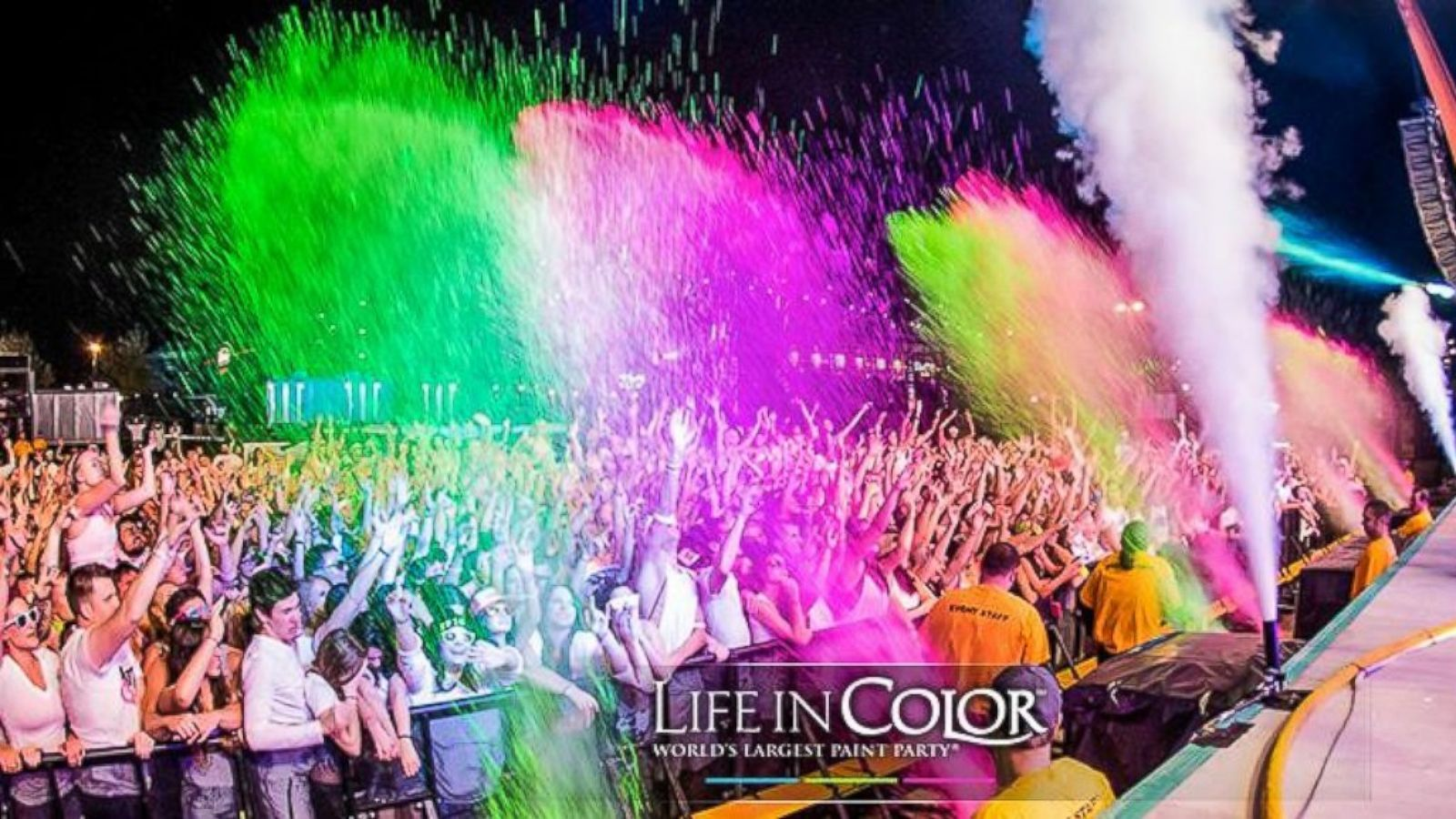 Life in Color - Dayglow