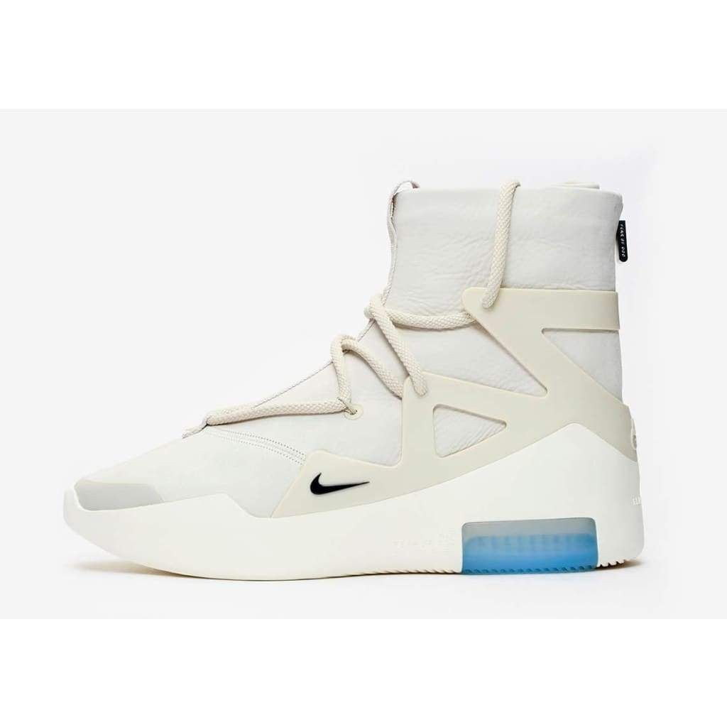 the latest 2f4a5 0b12b Jerry Lorenzo x Nike Air Fear of God 1 Light Bone  AR4237-002