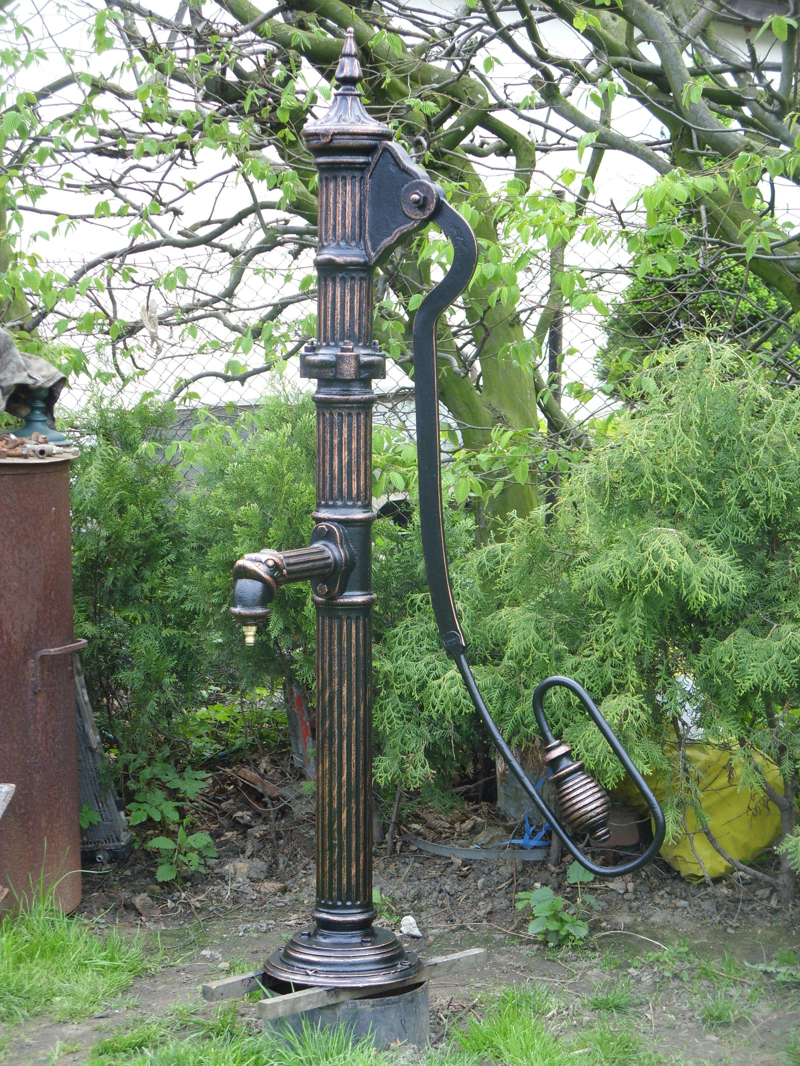 Old Hand Water Pump Hand Water Pump Antique Door Pumps