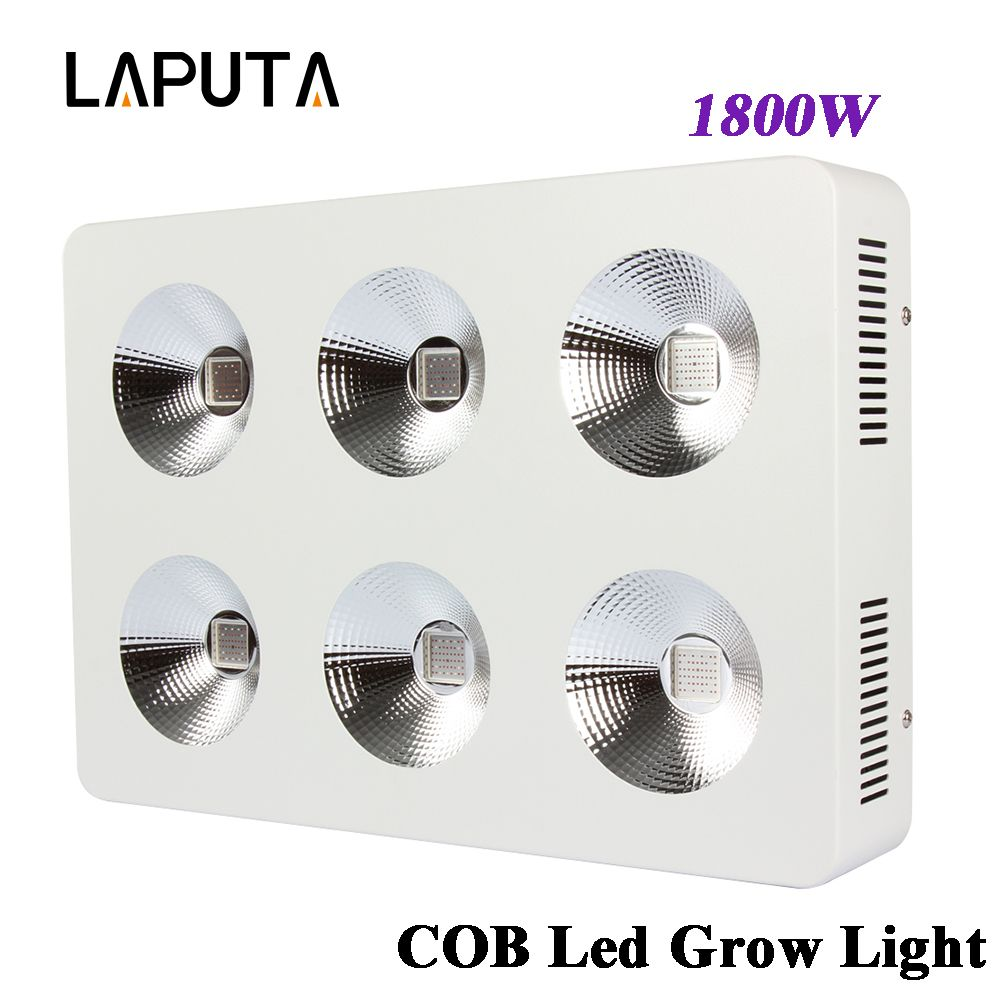 1 Stks 8 Band Cob Volledige Spectrum Led Licht Groeien 600 W 1200 W 1800 W Led Plantengroei Lamp Voor Bloeiende Plant Grow Box Hy Grow Lights For Plants Led Grow Lights Growing Plants Indoors