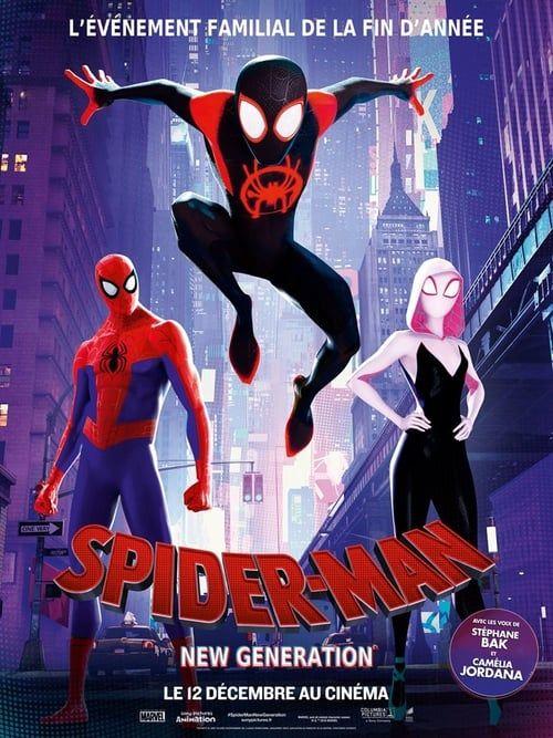 مشاهدة مجانا Spider Man Into The Spider Verse الفيلم الكامل على الانترنت الجري Hd Film