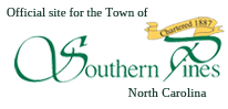 Town of Southern Pines North Carolina, Direct link to all of the information you need for moving to Southern Pines, NC.
