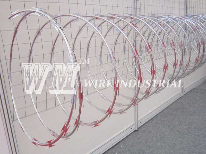 Comfortable Concertina Razor Wire Contemporary - Electrical Circuit ...