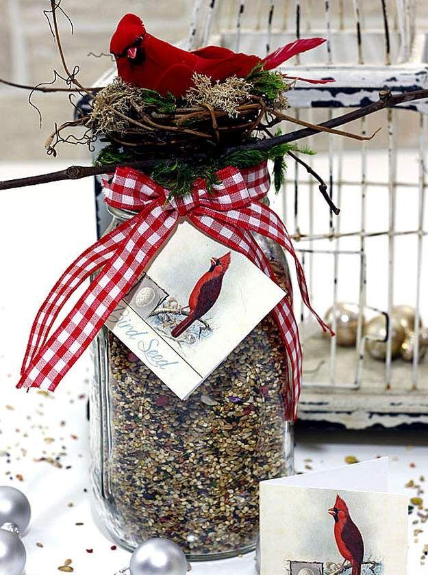 Christmas present bird lover gift