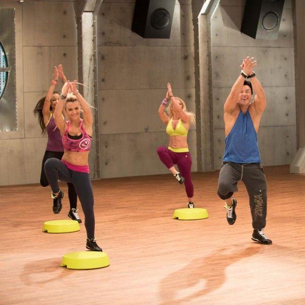Zumba Step Fitness Trends Zumba Workout Fitness Class