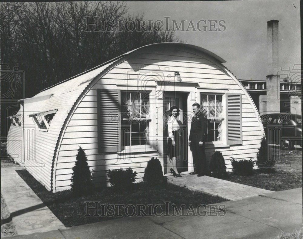 Exterior: Details About 1946 Press Photo War