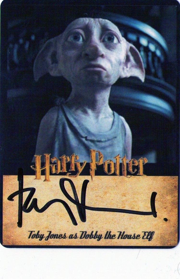 Toby Jones From Harry Potter Harry Potter 2 Harry Potter Dobby