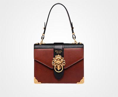0c113105cfde Sac porté épaule en nylon in 2019 | Prada | Prada bag, Bags, Prada ...