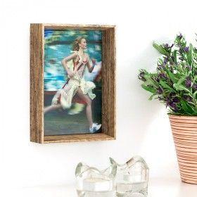 Cornici per foto e portafoto Wooden photo frames, Photo