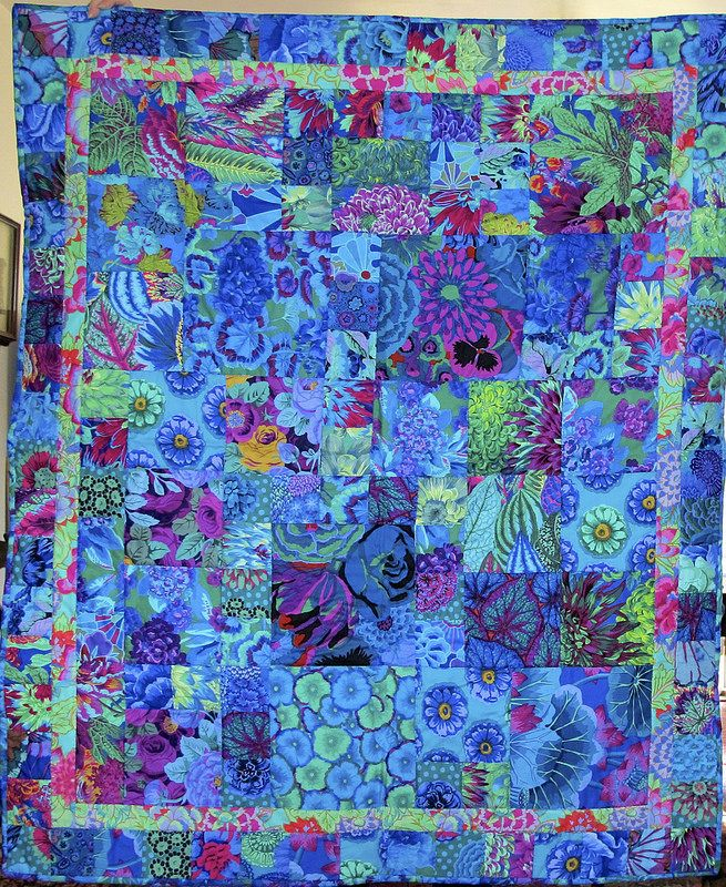 How To Make A Simple Yet Stunning Landscape Quilt Quilt Patterns Modern Quilts Quilts