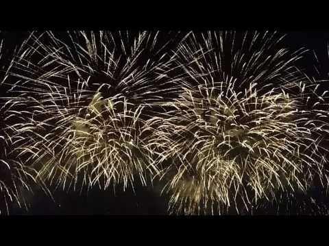 2016년 포항국제불빛축제 ᆞ이탈리아팀의 공연 - YouTube