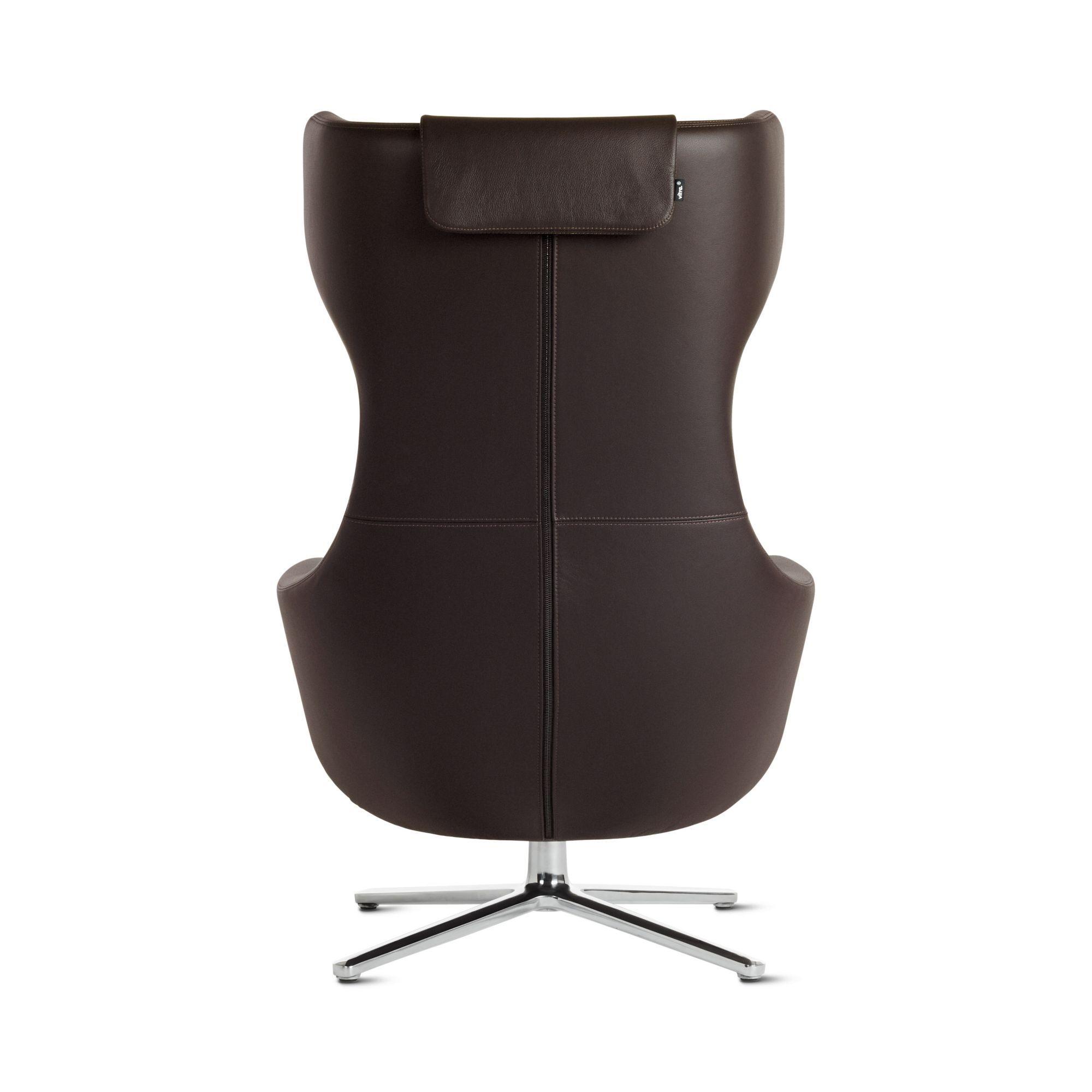 Poltrona Grand Repos Vitra.Grand Repos Lounge Chair And Ottoman