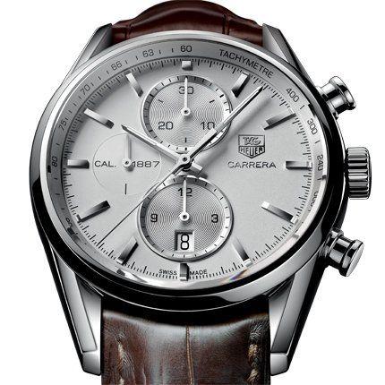 TAG Heuer - CARRERA Calibre 1887 Chronograph 41mm   Relojes ... 7d8efd28ecb7