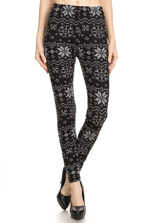 The Cross Stitch Winter PLUS legging. $17.00 + Free Shipping on orders $25+