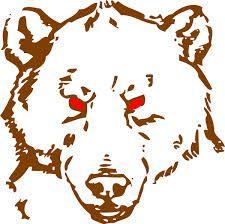 Angry Bear Drawing Cerca Con Google Tatoo Osos Plantas