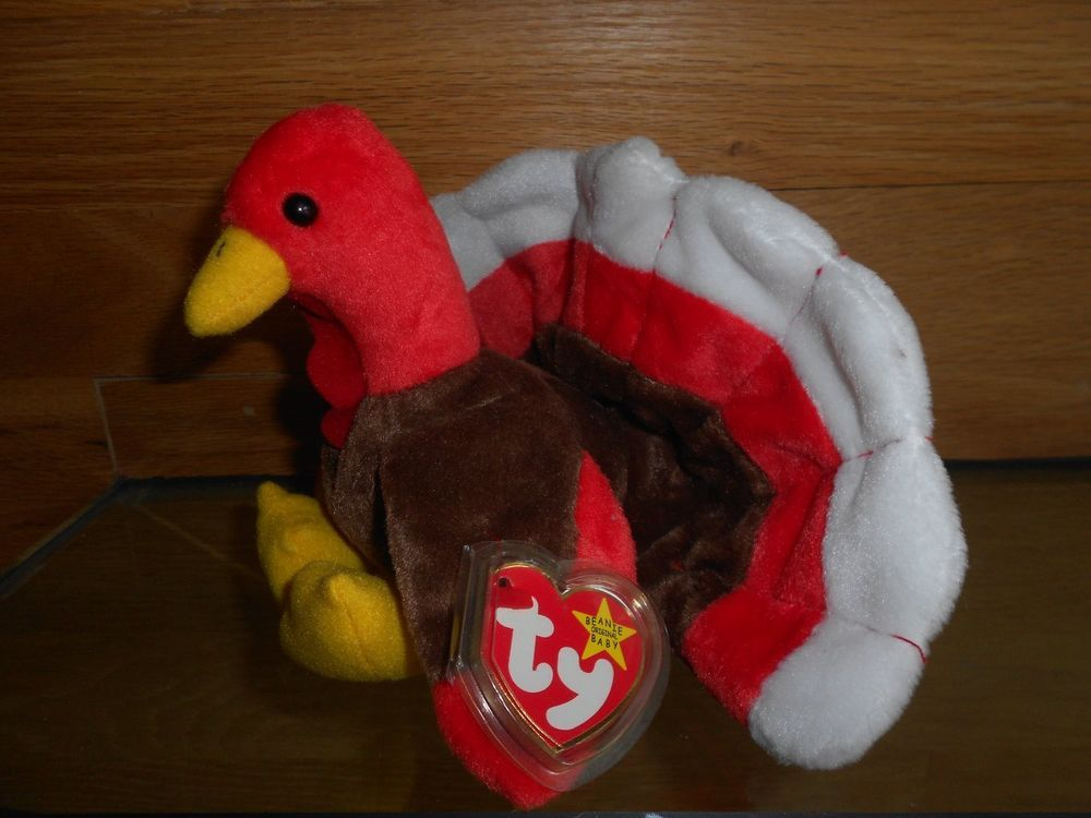 bbd292380b6 Collectible Retired Rare 1996 Ty Beanie Baby