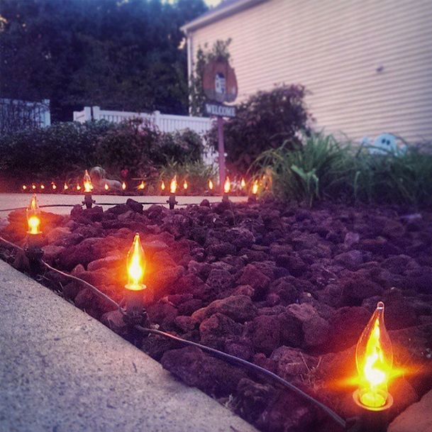 Halloween Lights & Decoration Ideas