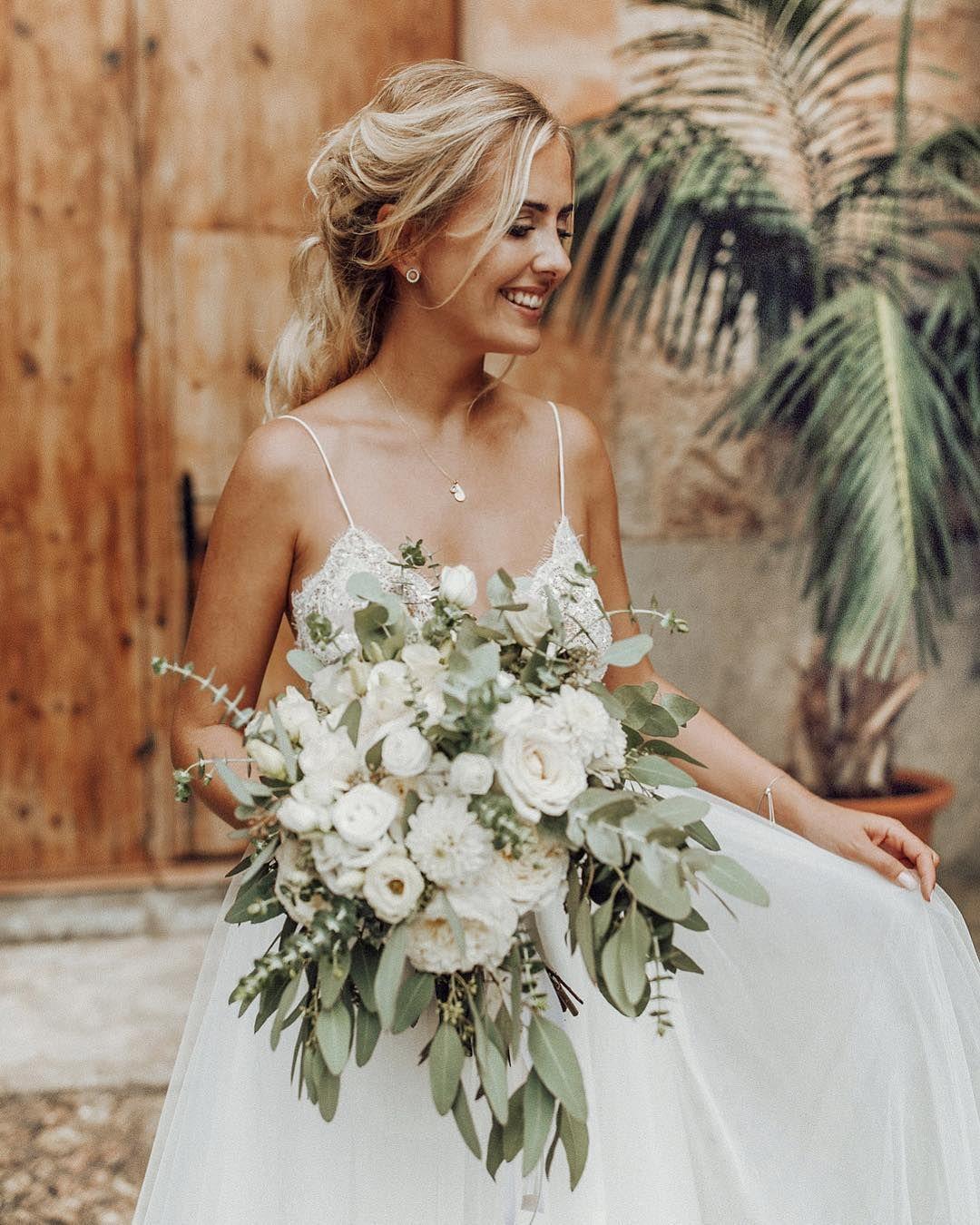 No lace wedding dress october 2018 Pin by Jasmine Mitchum on  Wedding in   Pinterest  Wedding