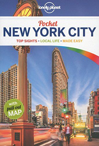 Lonely Planet Pocket New York City (Travel Guide) by Lone…