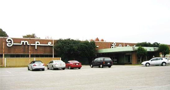 Imperial Bowling Lanes Quince White Station Rd Memphis Planet Fitness Workout Building