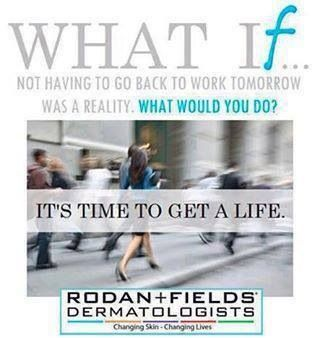 #rodanandfields #workfromhome #jointhedoctors   Contact me at:  eleibert.myrandf.com