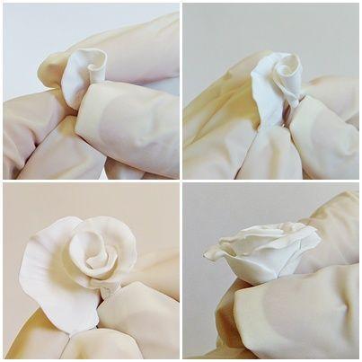 Tutoriel : Comment faire des roses en Fimo - Le blog de ...