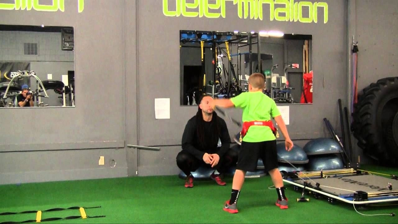 Youth Strength, Speed & Agility Training (Complete VertiMax