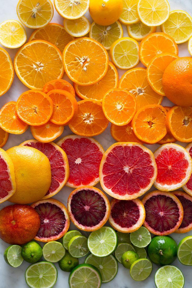 Diy Dehydrated Citrus Wheels Ricetta Frutta Fresca