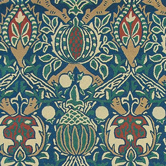 Granada Rug William Morris First Produced The Granada Design In 1884.  Specifically Adapted For Rugs